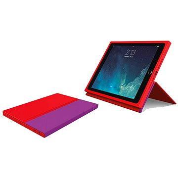 Logitech BLOK Case pro iPad Air 2 - červenofialový (939-001251)