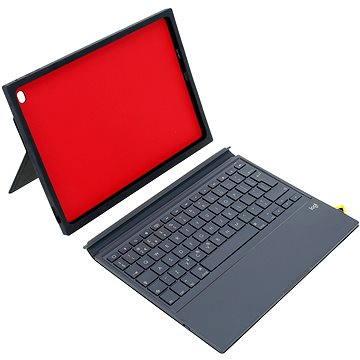 Logitech BLOK Protective Keyboard Case pro iPad Air 2 - černý (920-007429)