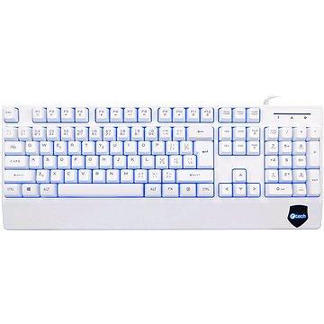 C-TECH KB-104W bílá (KB-104W)