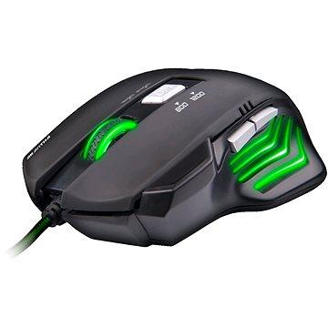 C-TECH GM-01G Akantha (zelené podsvícení) (GM-01G)