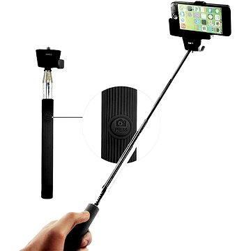 C-tech MP107B teleskopický selfie držák