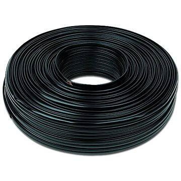 Gembird kabel telefonní 100m černý (TC1000S-100M-B)