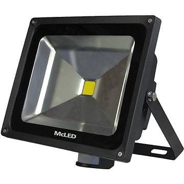 McLED LED Troll 50, 50W 4000K černá ( ML-511.540.17.0)