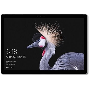 Microsoft Surface Pro 256GB i5 8GB (FJX-00004) + ZDARMA Myš Microsoft Wireless Mobile Mouse 1850 Black Digitální předplatné Interview - SK - Roční od ALZY