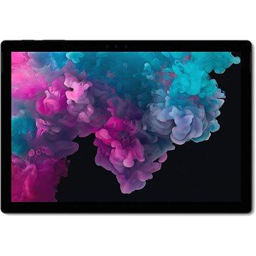 Microsoft Surface Pro 6 256GB i5 8GB, černý (KJT-00024)