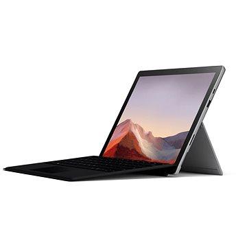 Surface Pro 7 128GB i3 4GB platinum + EN/US klávesnice v balení (černá) (VDH-00003 FMM-00013)