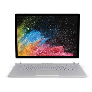 Microsoft Surface Book 2 512GB i7 16GB (HNL-00014) + ZDARMA Digitální předplatné Hospodářské