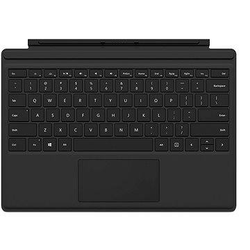 Surface Pro 4 Type Cover Black (QC7-00094)