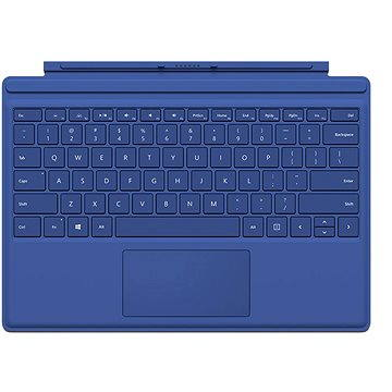 Surface Pro 4 Type Cover Blue (QC7-00096)