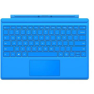 Surface Pro 4 Type Cover Bright Blue (QC7-00095)