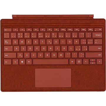 Microsoft Surface Pro Type Cover Poppy Red CZ/SK (FFP-00113-CZSK)