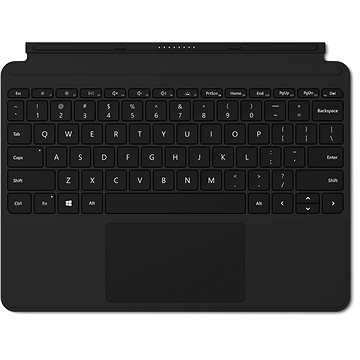 Microsoft Surface Go Type Cover Black (KCM-00013)