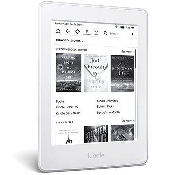 Amazon Kindle Paperwhite 3 bílý