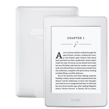 Amazon Kindle Paperwhite 3 (2015) bílý - BEZ REKLAMY