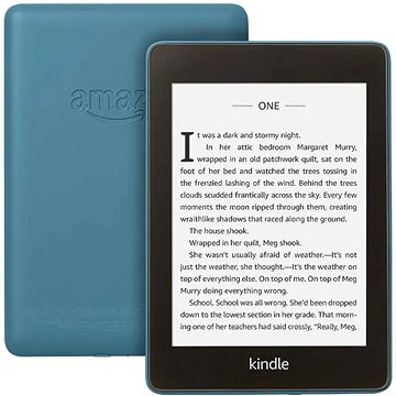 Amazon Kindle Paperwhite 4 2018 (32GB) modrý