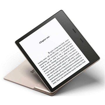 Amazon Kindle Oasis 3 32GB zlatý - BEZ REKLAMY