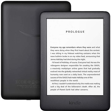 Amazon New Kindle 2019 černý