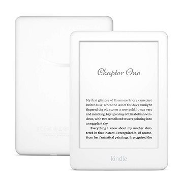Amazon New Kindle 2019 bílý