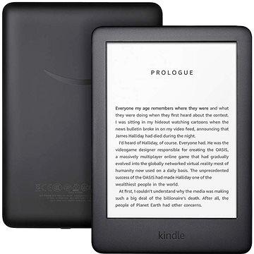 Amazon New Kindle 2020 černý - BEZ REKLAMY