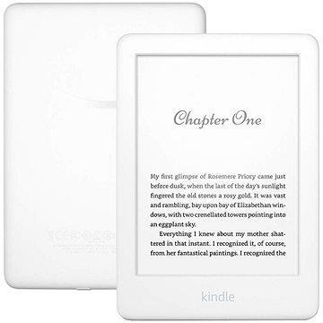Amazon New Kindle 2020 bílý - BEZ REKLAMY