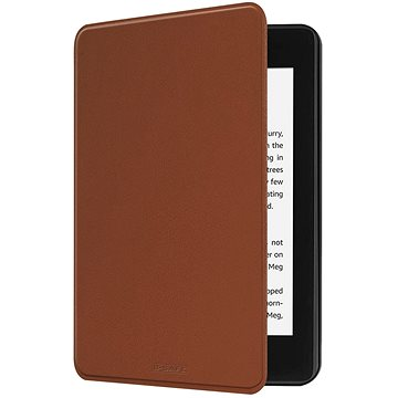 B-SAFE Lock 1265, pro Amazon Kindle Paperwhite 4 (2018), hnědé (BSL-AKP-1265)