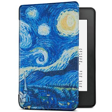 B-SAFE Lock 1269, pro Amazon Kindle Paperwhite 4 (2018), Gogh (BSL-AKP-1269)