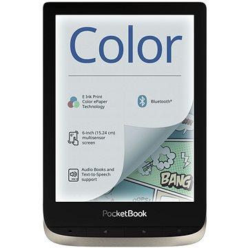 PocketBook 633 Color Moon Silver (PB633-N-WW)
