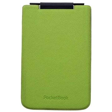 PocketBook Basic Touch Flipper černo-zelené (PBPUC-624-GRBC-RD)