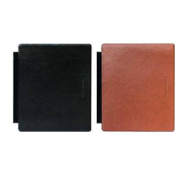 PocketBook Cover 840 two side flip černo-hnědé (PBPUC-840-2S-BK-BR)