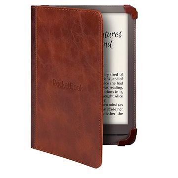 PocketBook PBPUC-740-X-BS hnědé