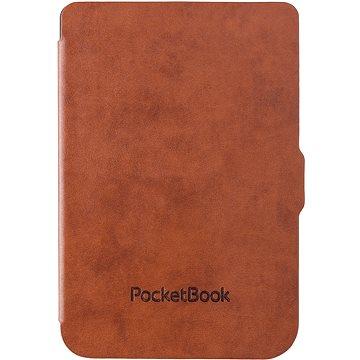 PocketBook Shell černo-hnědé (JPB626(2)-LB-P)