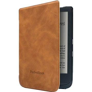 PocketBook WPUC-627-S-LB Shell Hnědé (WPUC-627-S-LB)