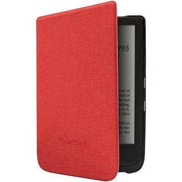 PocketBook WPUC-627-S-RD Shell Červené (WPUC-627-S-RD)