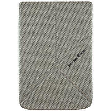 PocketBook HN-SLO-PU-U6XX-LG-WW pouzdro Origami pro 6xx, světle šedé (HN-SLO-PU-U6XX-LG-WW)