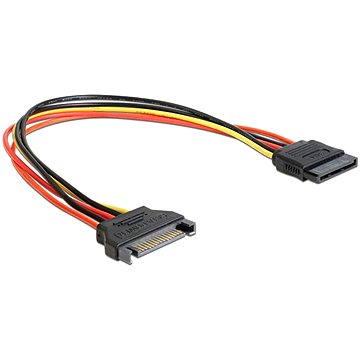 Gembird Cableexpert SATA prodloužení napájení 0.3m (CC-SATAMF-01)