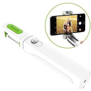 iOttie MiGo Selfie Stick White (HLMPIO110WH)