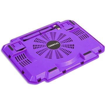 OMEGA ICE BOX fialový (OMNCPIV)