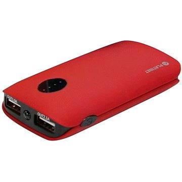 Omega 5000mAh pogumovaný červený (PMPB5RR )