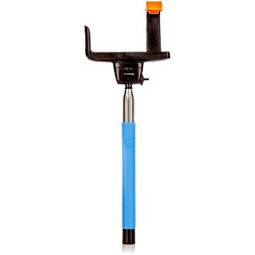 MadMan Selfie tyč DELUXE BT 100 modrá (8594176661414)