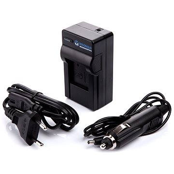 MadMan Dobíjecí set pro kamery LAMAX ACTION X (8594176661162)