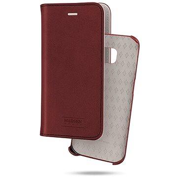 Madsen 2in1 pro Samsung Galaxy S6 edge červené (MADLCSSAGAS6EBOMARE)