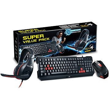 Genius GX Gaming KMH-200 (31280230105)