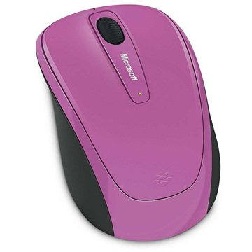 Microsoft Wireless Mobile Mouse 3500 Artist Pink (Limited Edition) (GMF-00277)