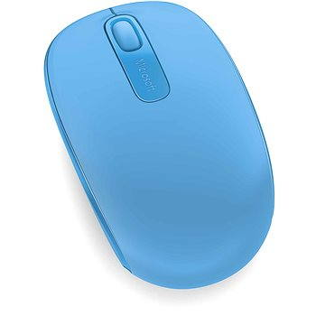 Microsoft Wireless Mobile Mouse 1850 Cyan (U7Z-00058)