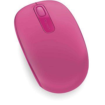 Microsoft Wireless Mobile Mouse 1850 Magenta (U7Z-00065)