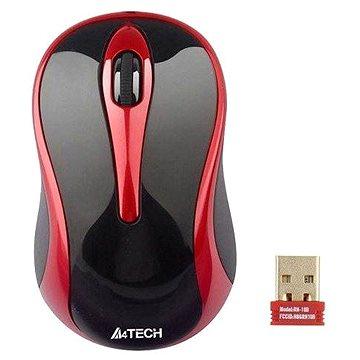 A4tech G3-280N-2 V-Track černo-červená (G3-280N BR)