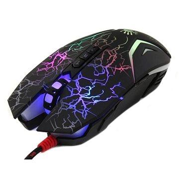 A4tech Bloody N50 Neon černá Core 3 (N50A Black)
