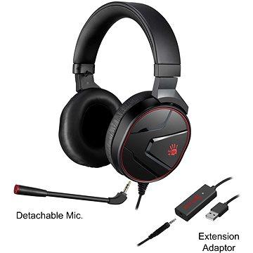 A4tech Bloody G600i černá (G600i Black)