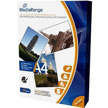 MEDIARANGE A4 100 listů, lesklý (MRINK103)