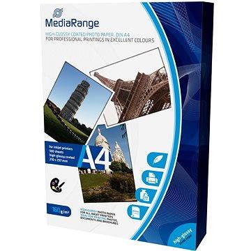 MEDIARANGE A4 100 listů, lesklý (MRINK105)
